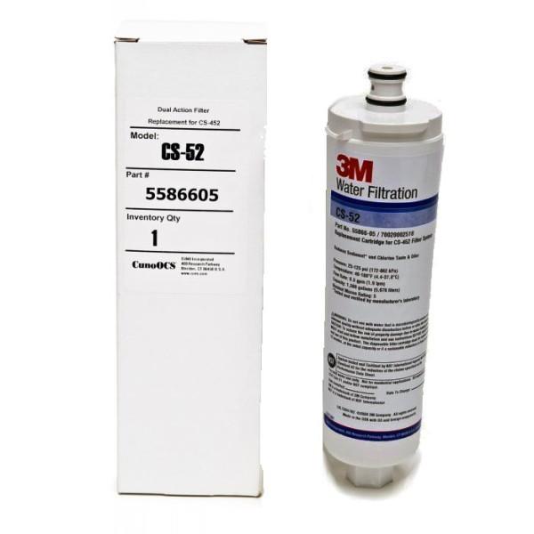 Filtro frigorífico interno Cuno 3M CS-52 Siemens, Balay, Bosch[CS52]