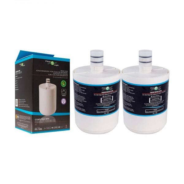 Pack 2 Filtros frigorífico LG LT500P compatible[LT500P]