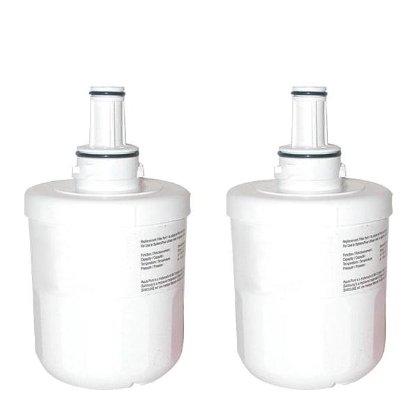 Pack 2 Filtros frigorífico compatible (DA29-00003F/B/A/G)[DA29-00003B]