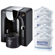 PACK 4 FILTROS CAFETERA TASSIMO BOSCH TIPO MAXTRA